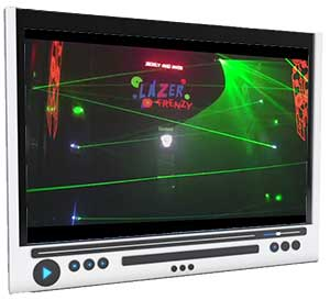 Play Laser Maze at XtremeCraze in Westboro, MA