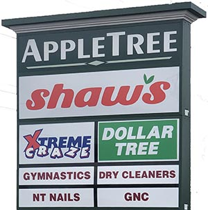 XtremeCraze is located in the Shaws Plaza at the Appletree Mall in Londonderry, NH