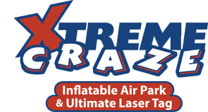 XtremeCraze Inflatable Air Park Logo
