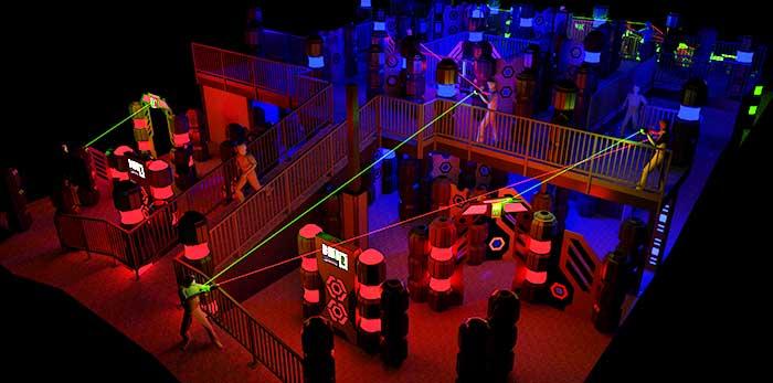 Westborough Laser Tag Arena